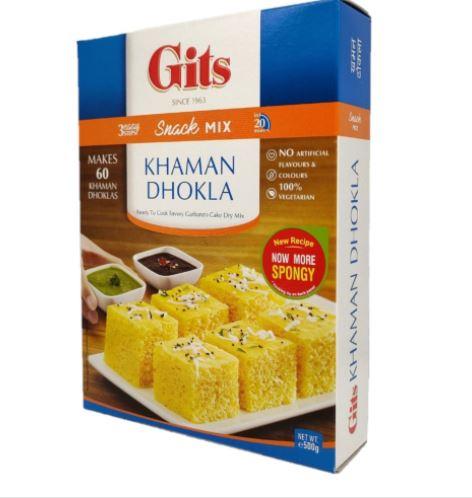 Gits Khaman Dhokla Mix, 500g