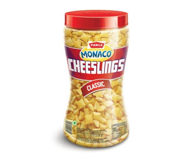 10% OFF Parle Monaco Cheeslings Classic Biscuit