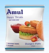 Amul Happy Treats Veg Burger Patty 360g