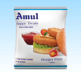 Amul Happy Treats